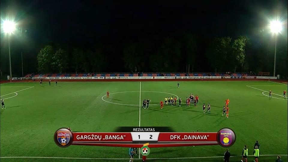 """Alytaus DFK """"Dainava"""" – LFF Taurės pusfinalyje!"""