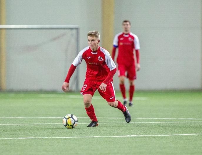 """FA """"Dainavos"""" auklėtinis P. Golubickas išnuomotas šalies čempionei"""