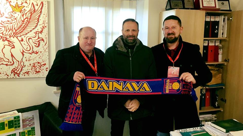 Naujo sezono kontūrai – LFF vadovų, Alytaus mero ir klubo atstovų susitikimas bei galimybė pasirodyti A lygoje